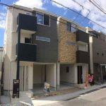 兵庫区熊野町3丁目新築戸建て